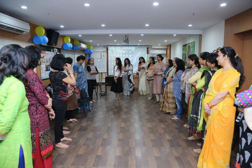 ITC Inner Circle Ladies visit