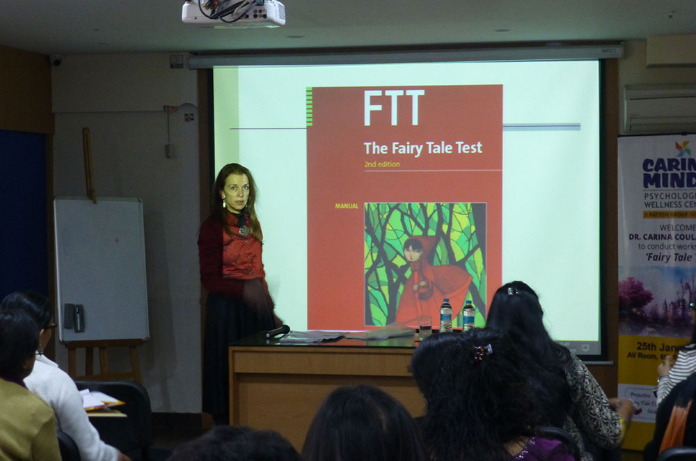 Fairy Tale workshop
