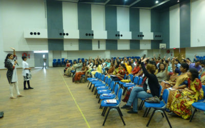 Workshop: South City International School