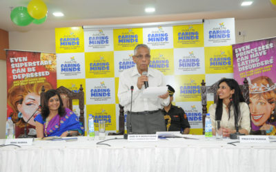 The Launch: Caring Minds in Kolkata