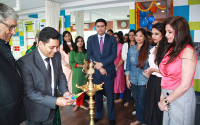 The Inauguration of Multi-Sensory Motor Room