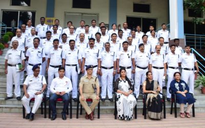 2- day Soft Skills Training For Kolkata Police- 2018