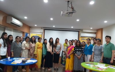 An interactive and immersive workshop on 'Smart Parenting in the digital era'