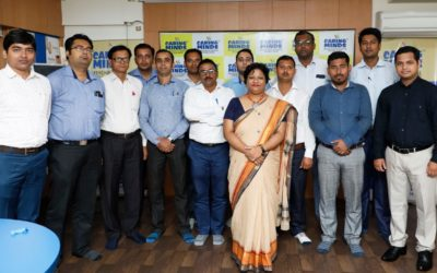 Caring Minds conducted workshop for the Patton Group Plastics Sales Team