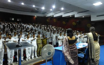 Swami Vivekananda State Police Academy Stress Management