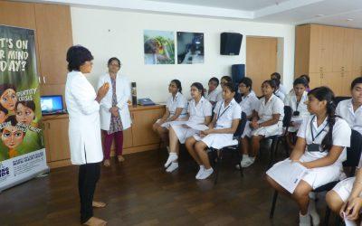 Biofeedback techniques for La Martiniere Girls