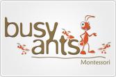 Busy Ants Montessori