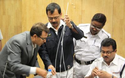 Workshop: Kolkata Police