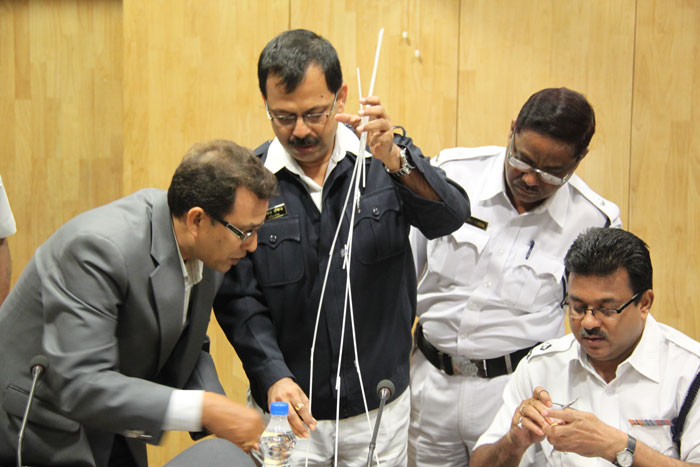 Workshop: Kolkata Police