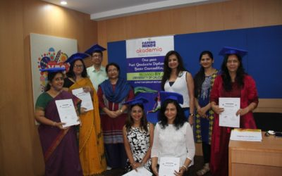 GRADUATION DAY OF BASIC COUNSELLING COURSE STUDENTS