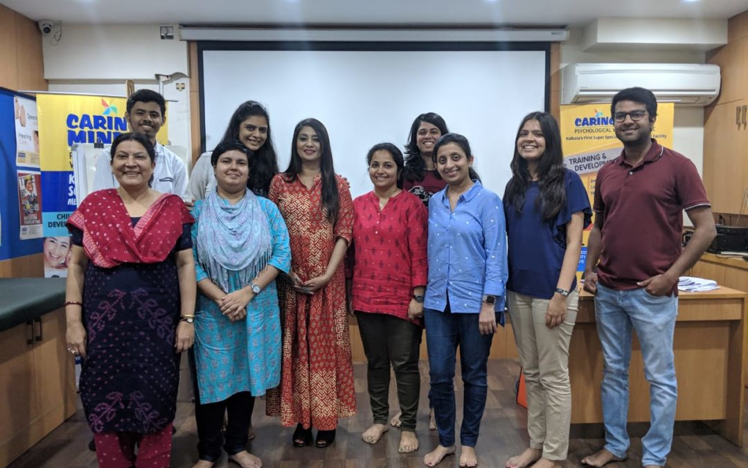 Cognitive Behavioural Therapy Workshop