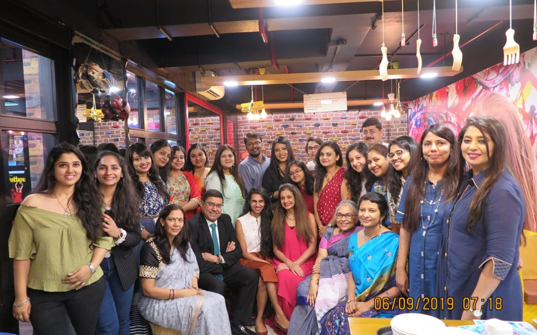 Caring Minds 6th Anniversary Celebrations at Café ICanFlyy on 6th September, 2019.