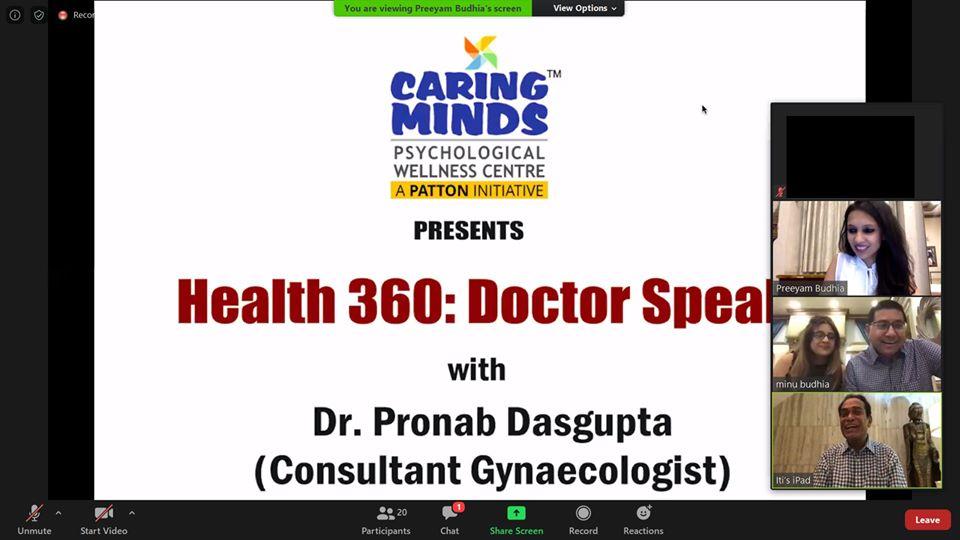 Dr. Pronab Dasgupta