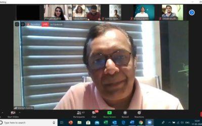 Dr. Mahesh Kumar Goenka