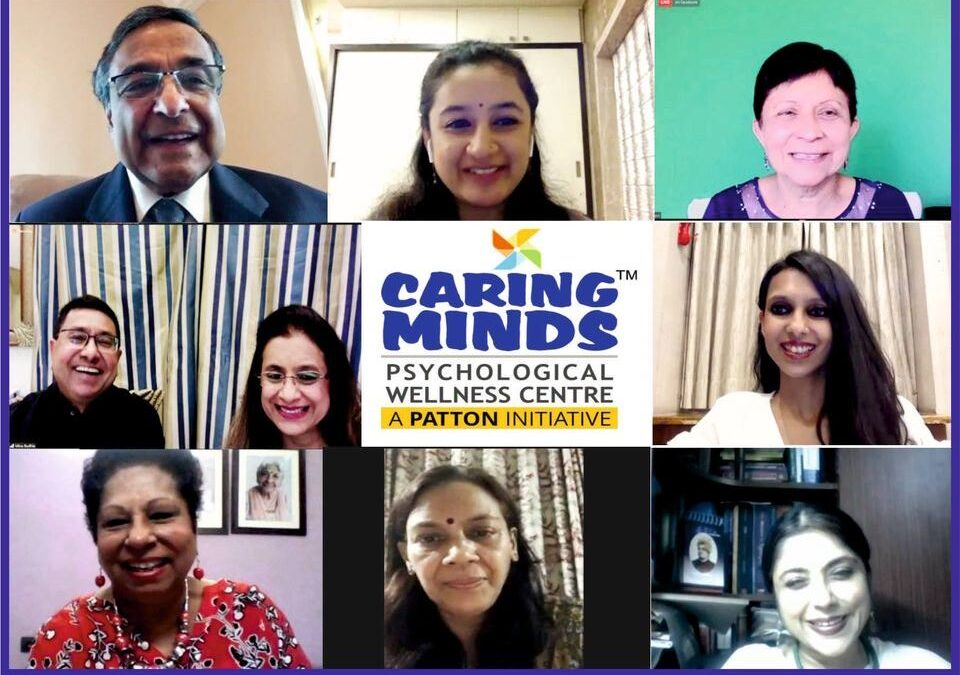 Mental Health 360: Break the Stigma, Presented by Caring Minds