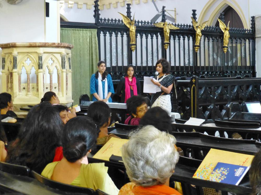 Workshop: St. James School Teachers