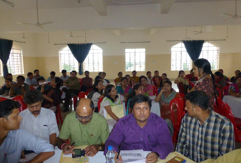 Workshop: Lakshmipati Singhania Academy
