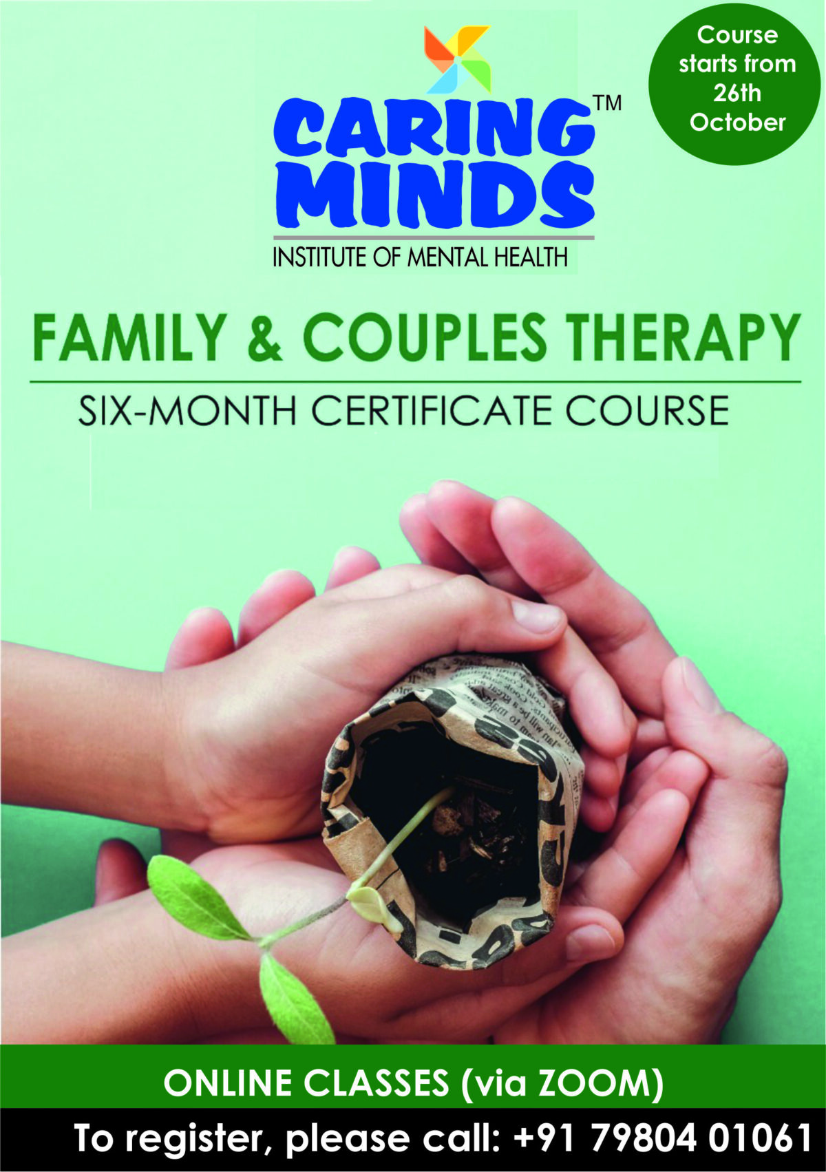 Familiy & Couples Therapy Course