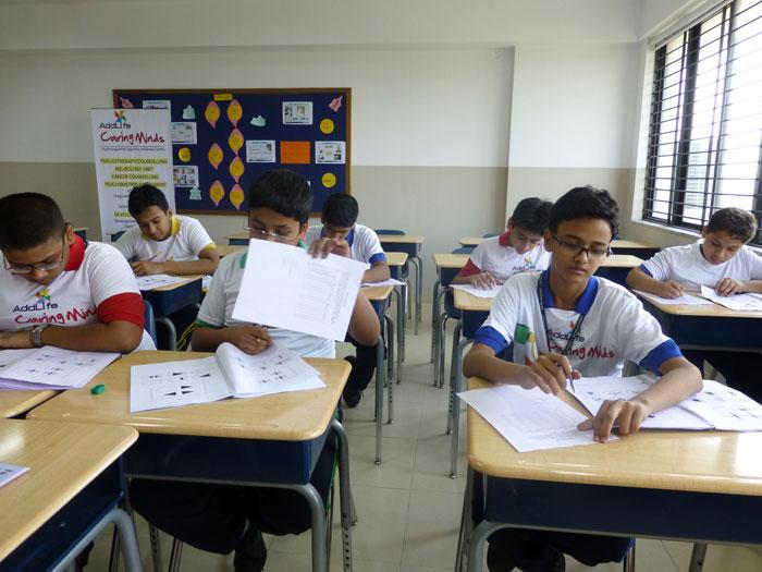 Mental health and Wellness Awareness Sri Sri Academy