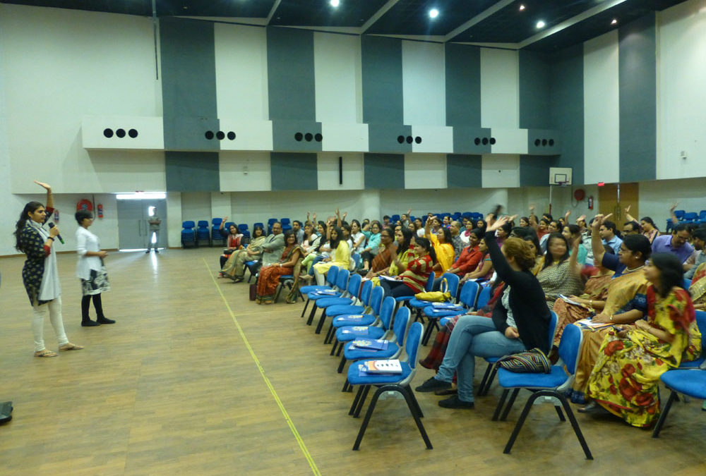Workshop: South City International School
