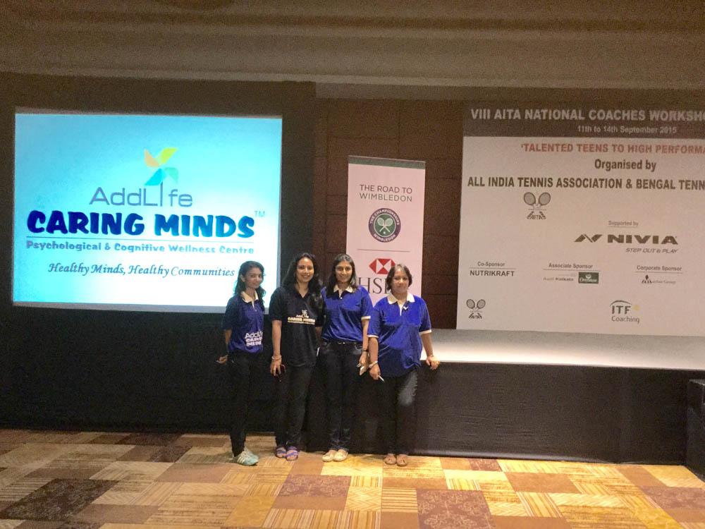 Sports Nutrition & Sports Psychology workshop AITA