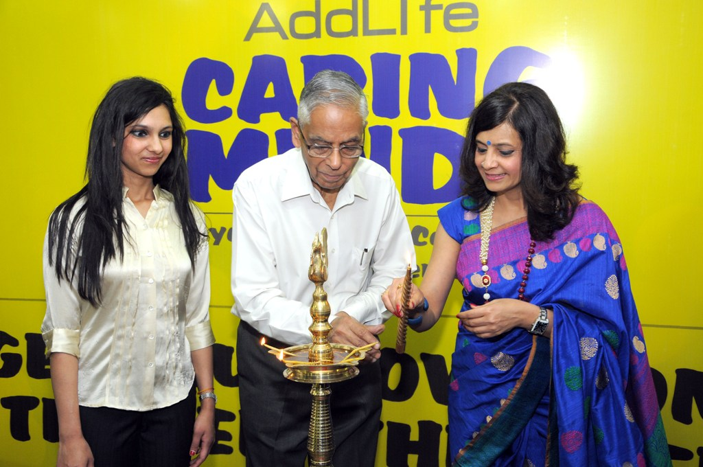 Sri M.K. Narayanan, Former Governor of West Bengal Inaugurating Caring Minds