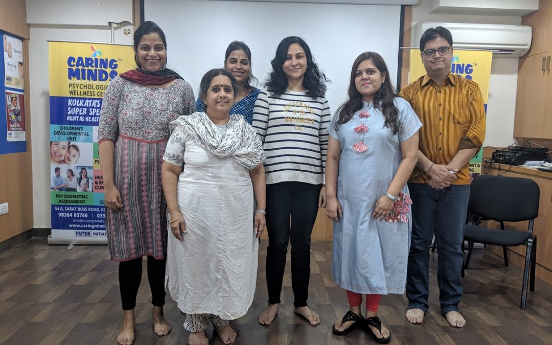 Workshop on Dialectical Behaviour Therapy